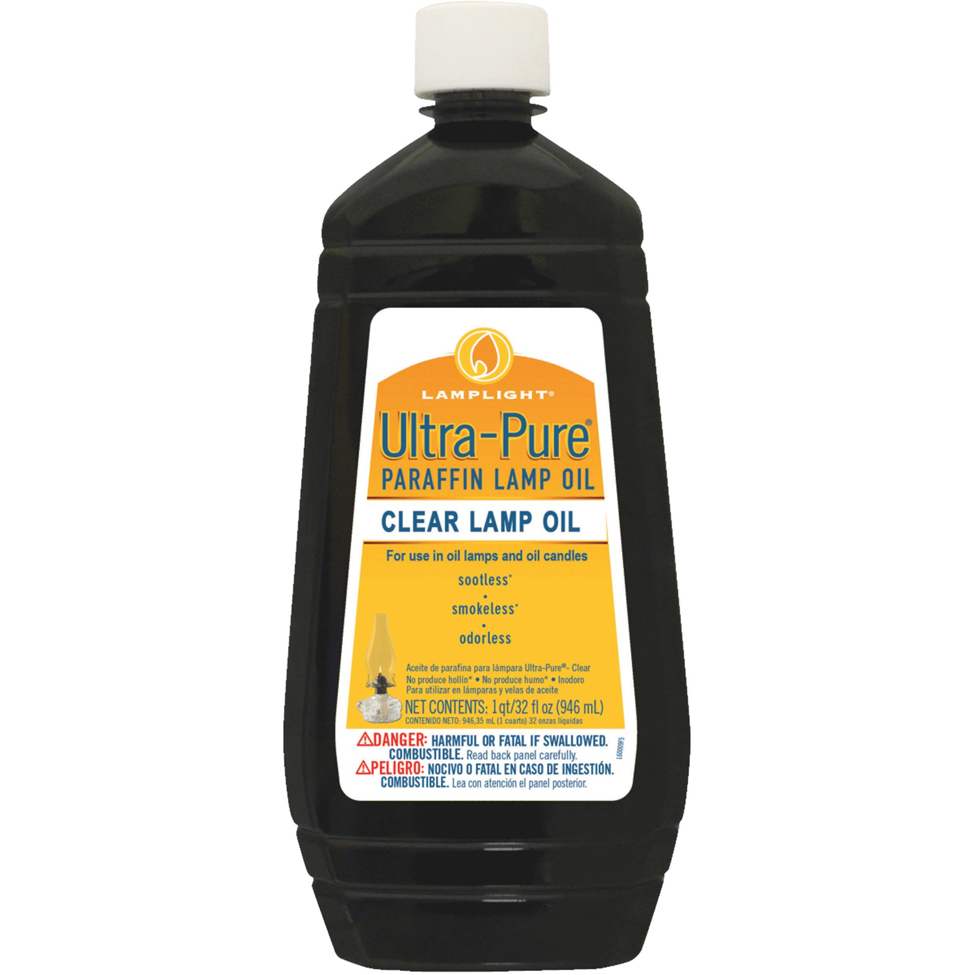 Ultra-Pure Lamp Oil