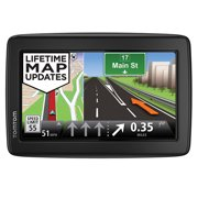 "TomTom VIA 1505M WTE 5"" Automotive GPS w/Lifetime Maps & Free GPS Dash Mount"