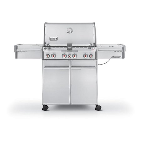 Summit S-470 Propane Stainless Steel