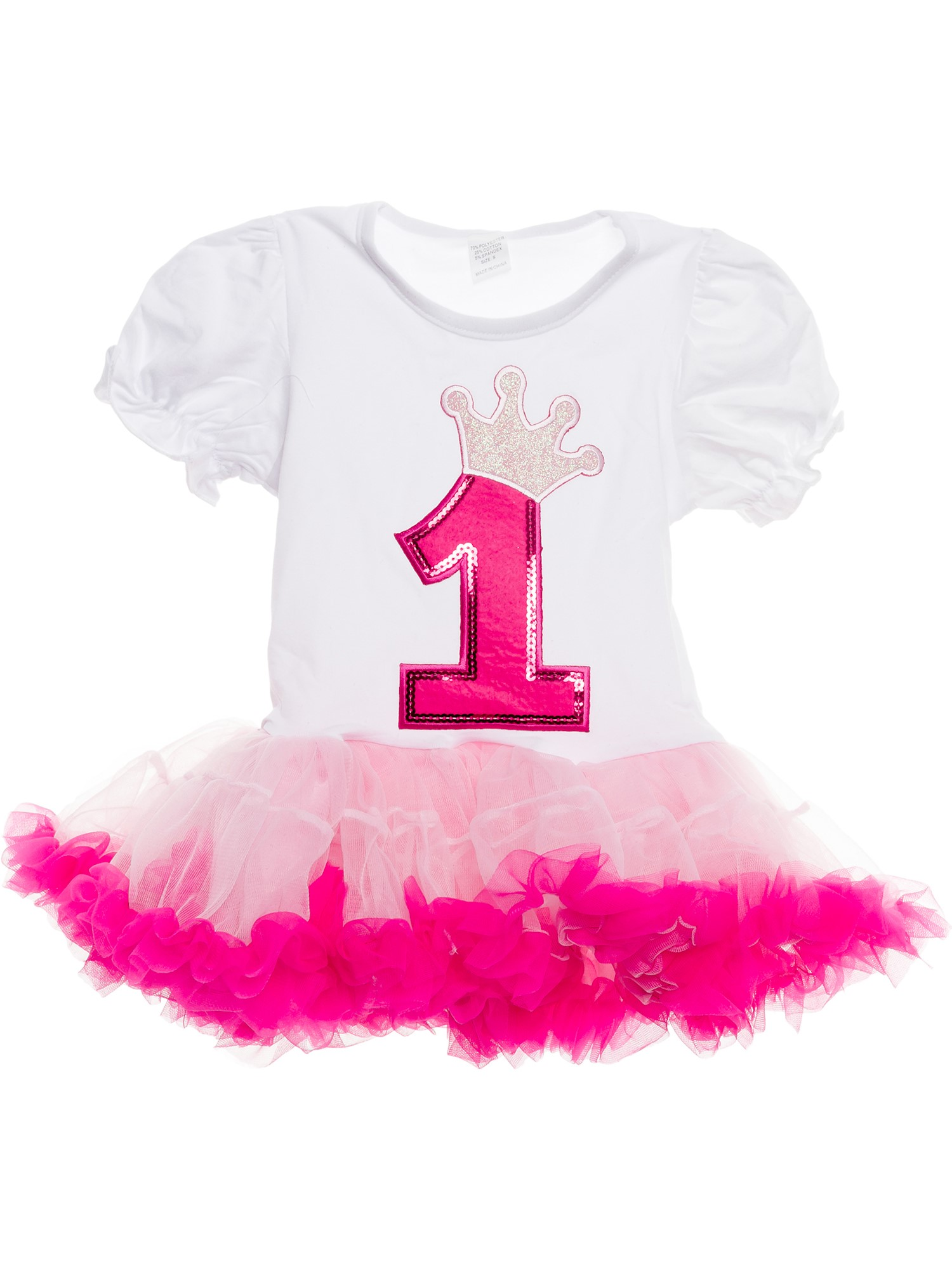 Birthday Dress For Baby Girl One Year Old