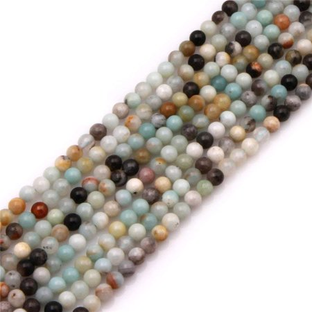 4mm Round Walmartite Stone Gemstone Beads Strand 15