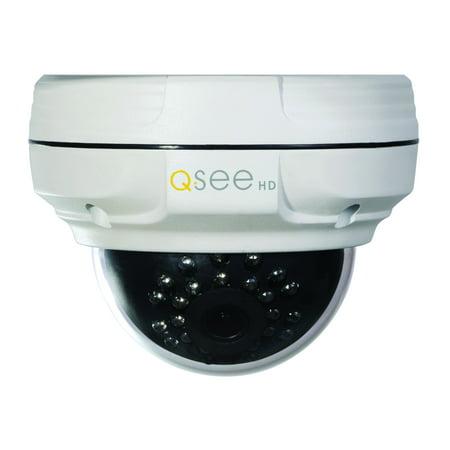 Q-See 4MP IP HD Dome Camera (Qsee Camera Combo)