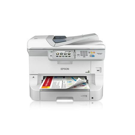 Epson WorkForce Pro WF-8590 Network Multifunction Color Printer - Refurbished