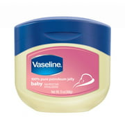Vaseline Baby Jelly, 13 oz