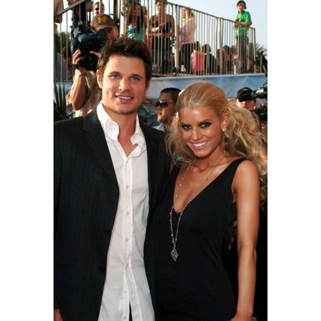 Nick Lachey Jessica Simpson At Arrivals For 2005 Mtv Movie Awards The Shrine Auditorium Los Angeles Ca June 04 2005 Photo By Tony GonzalezEverett Collection Celebrity - Los Simpsons Halloween 2017 Online