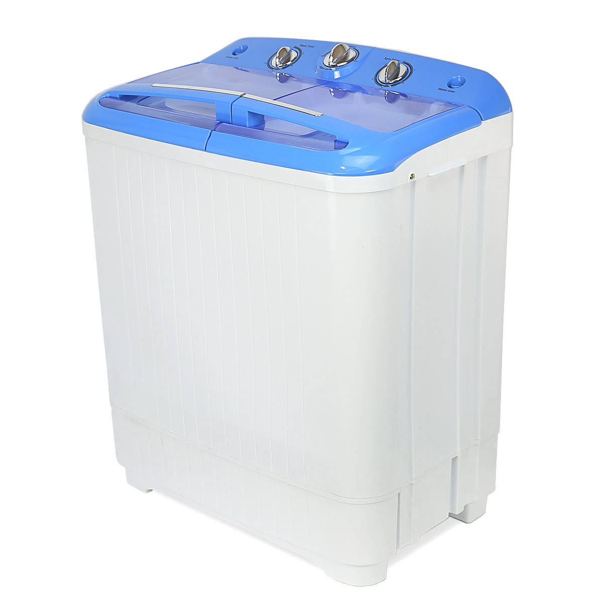 8LB Electric MINI Washer U0026 Spin Dryer Portable Compact Laundry Combo