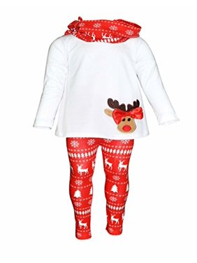 b3ef027b4 Unique Baby Baby Girls Outfit Sets - Walmart.com