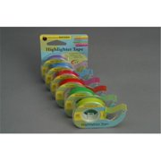 Lee Products Company LEE13980 Removable Highlighter Tape Purple