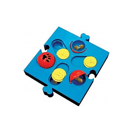 Seek-A-Treat Flip N Slide Connector Puzzle Toy (Slide Puzzles)