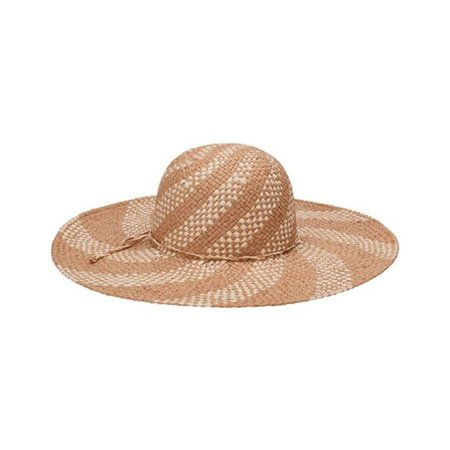 Women's San Diego Hat Company Spiral Woven Paper Sun Brim Hat - Sun Paper Company