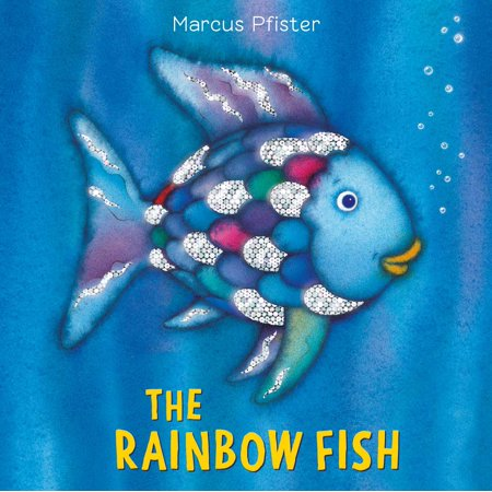 The Rainbow Fish (Board Book)](Reading Rainbow Halloween Books)