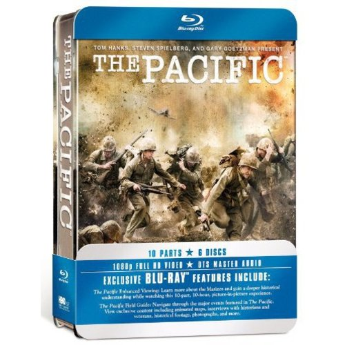 The Pacific (Blu-ray) (Widescreen)