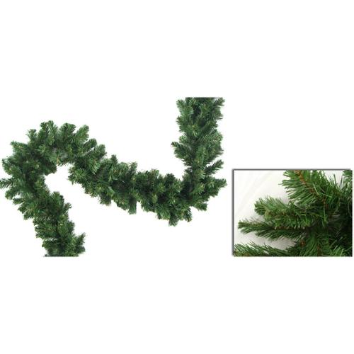 "9' x 10"" Colorado Pine Artificial Christmas Garland - Unlit"