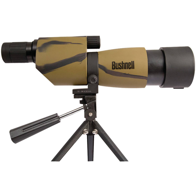 Bushnell 783718 Sentry 18-36 X 50mm Spotting Scope, Camo