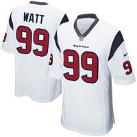 JJ Watt Houston Texans Nike Youth Game Jersey - White