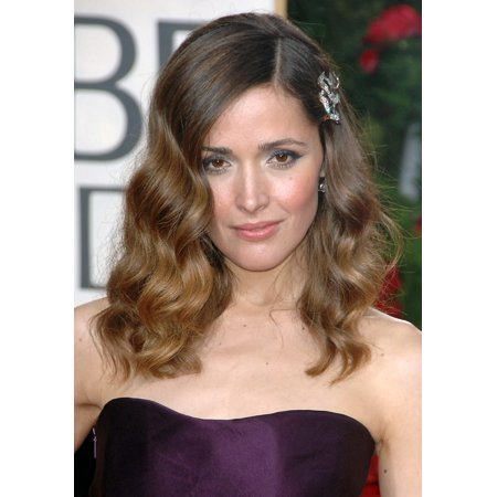Rose Byrne At Arrivals For The 67Th Annual Golden Globes Awards   Arrivals Beverly Hilton Hotel Beverly Hills Ca January 17 2010 Photo By Dee Cerconeeverett Collection Photo Print