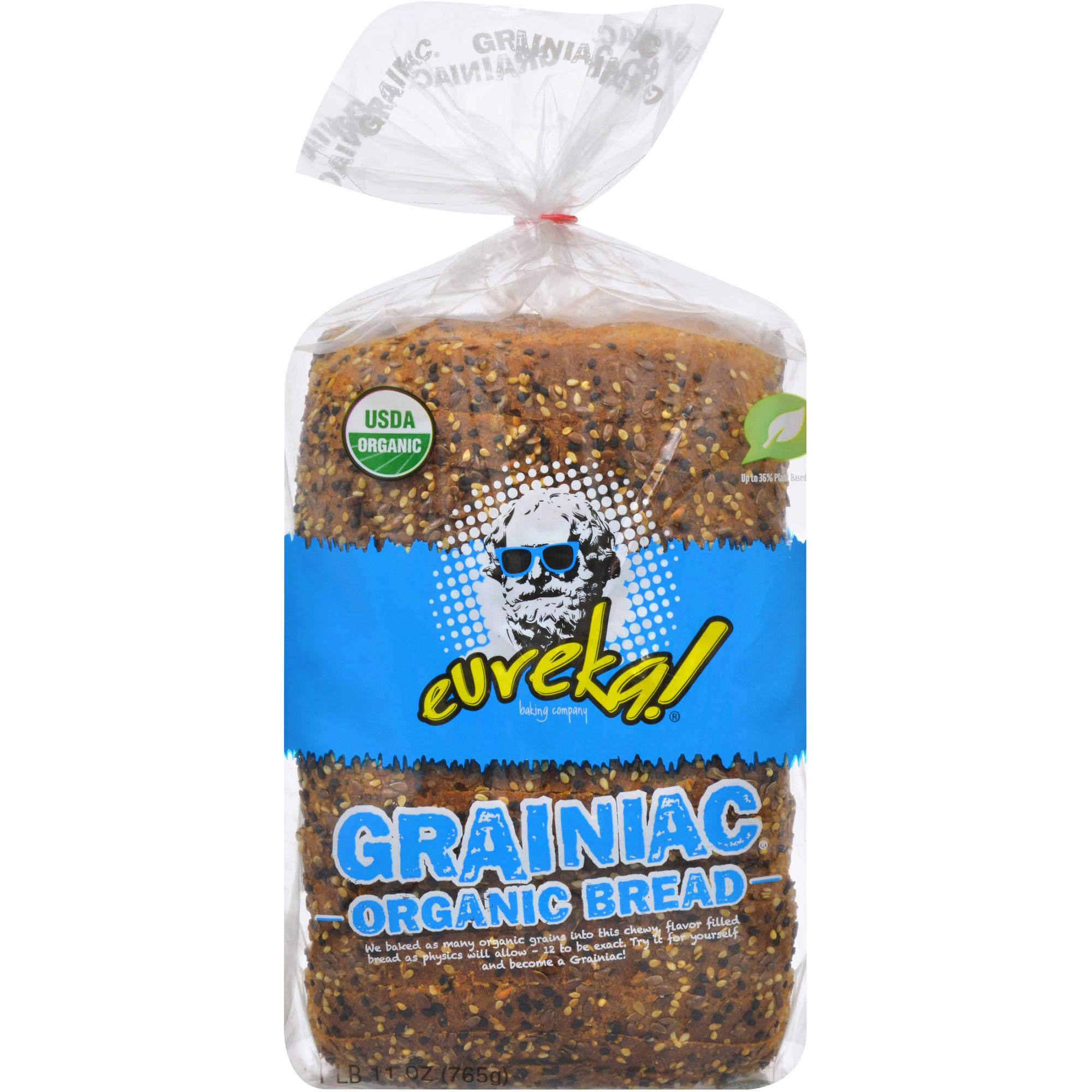 eureka! Grainiac Bread, 27 oz