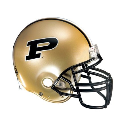 Purdue Boilermakers Fathead Giant Removable Helmet Wall Decal - No