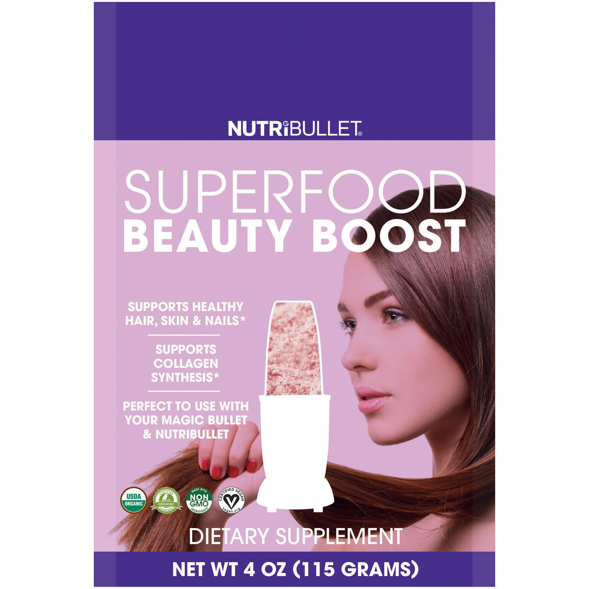NutriBullet Superfood Beauty Boost