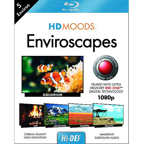 HD Moods: Enviroscapes (Blu-ray) (Widescreen)