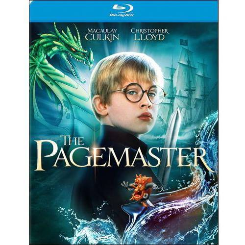 The Pagemaster (Blu-ray) (Widescreen)