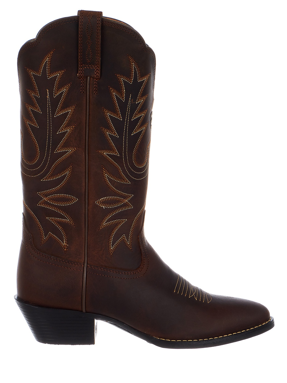 Ariat Heritage Western R Toe Western Cowboy Boot Womens by Ariat