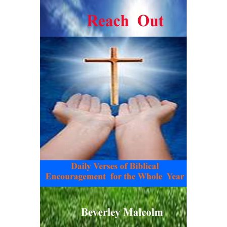 Reach Out: Daily Verses of Biblical Encouragement for the Whole Year - eBook](Biblical Verse)