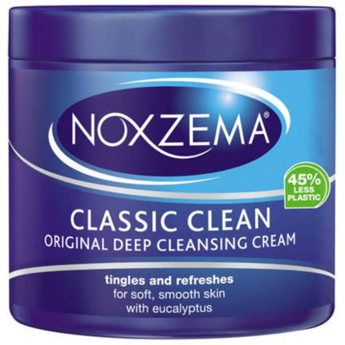 Noxzema Original Deep Cleansing Cream 12 oz (Pack of 6)