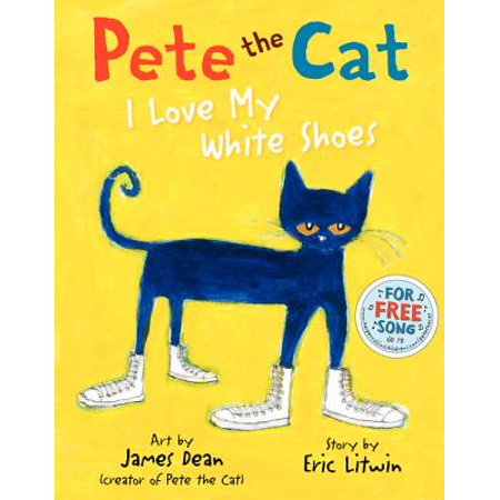 Pete The Cat Classroom Decorations (Pete the Cat: I Love My White)