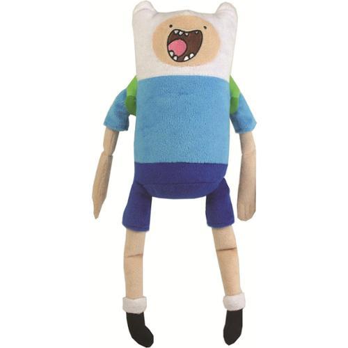 "Image of Adventure Time 12"" Pull Sting Plush Finn"