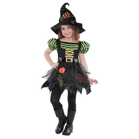 Pumpkin Patch Witch Child Costume - Small