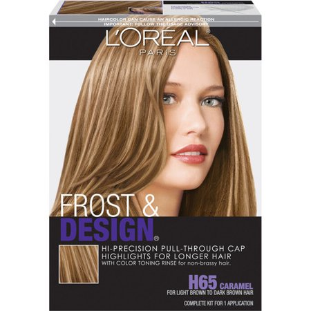 L Oreal Paris Professional Techniques Frost Design Caramel 1