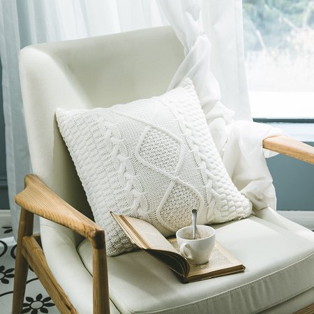 Surprising Clearance Throw Pillows Covers Justdolife Knitted Super Uwap Interior Chair Design Uwaporg