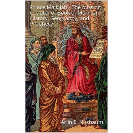 Prince Malkijah - The Missing Chapter of Book of Mormon History, Geography, and Prophecy - (Chapter 11 The Physical Geography Of Europe)