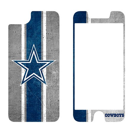 Dallas Cowboys OtterBox iPhone 8/7/6/6s Alpha Glass Screen Protector - No Size