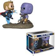 Funko POP! Movie Moments: Marvel - Thor vs Thanos