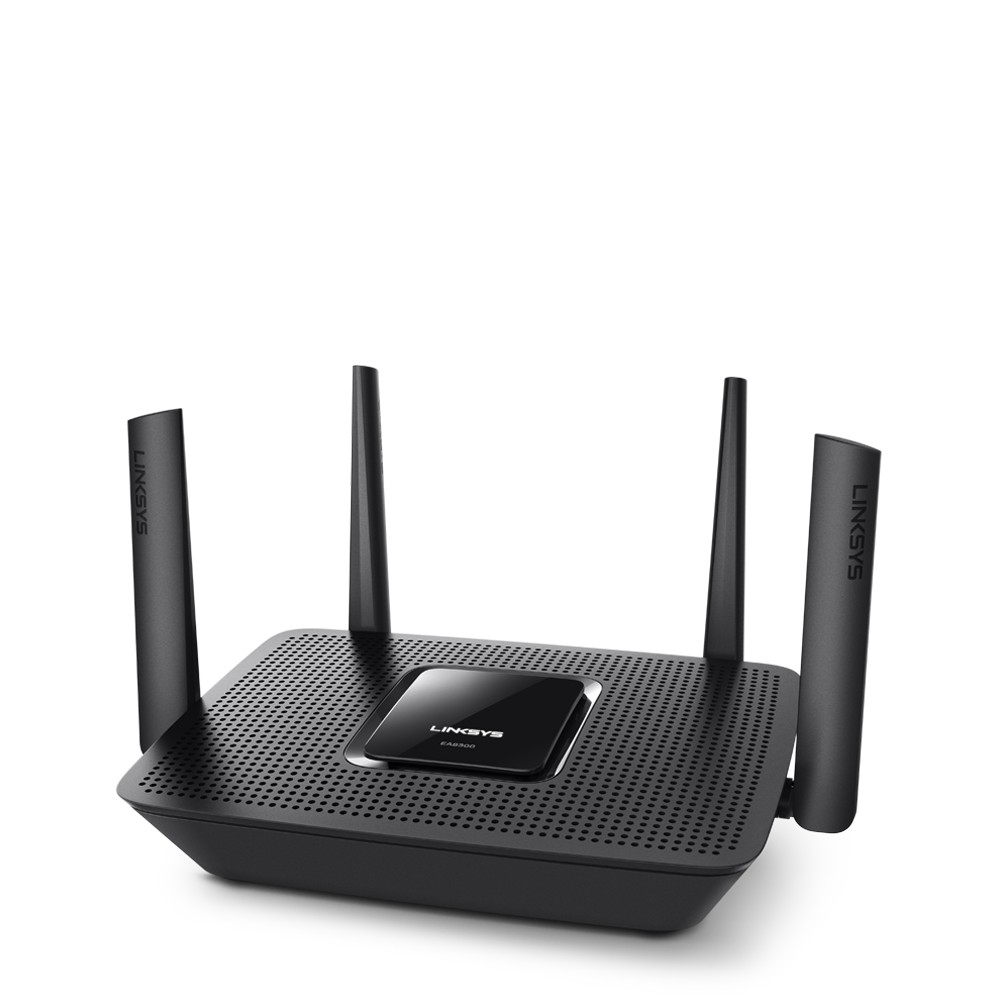 Linksys Max-Stream AC2200 MU-MIMO Tri-Band Router(EA8300) by Linksys