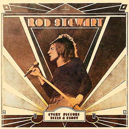 Rod Stewart - Every Picture Tells A Story - Vinyl ()