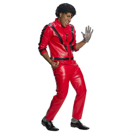 Mens Michael Jackson Halloween Costume - Michael Jackson Halloween Costume Walmart