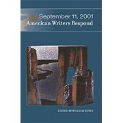 September 11, 2001: American Writers Respond (Paperback)