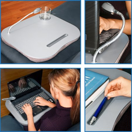 Business-Class Portable Laptop Lap Desk (18