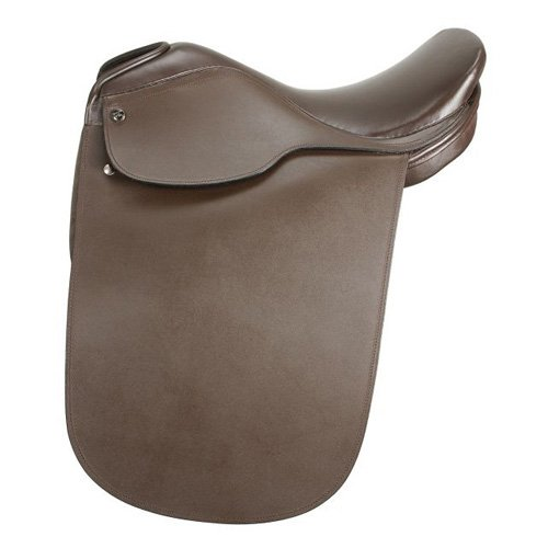 EquiRoyal Liberty Lane Fox Smooth Saddle