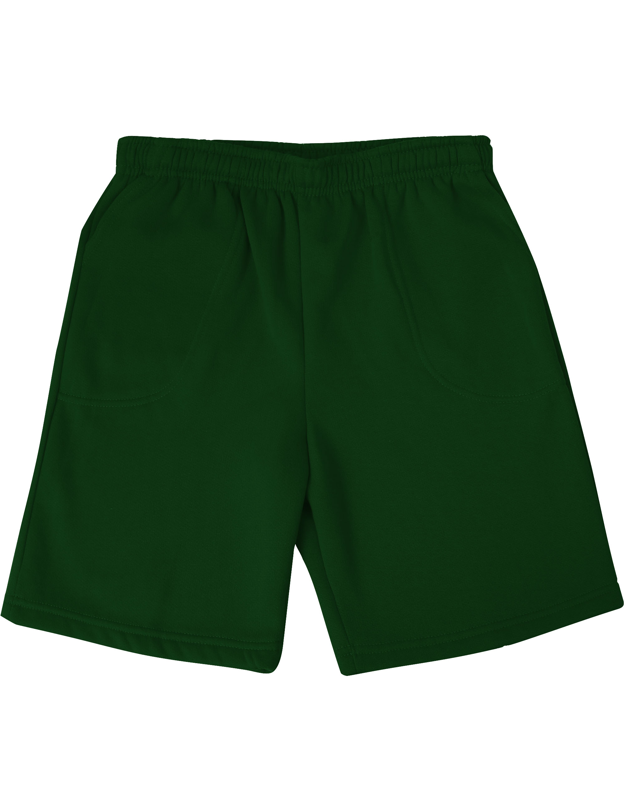 Mens Sweat Shorts Brushed Fleece Lightweight Shorts with Pockets