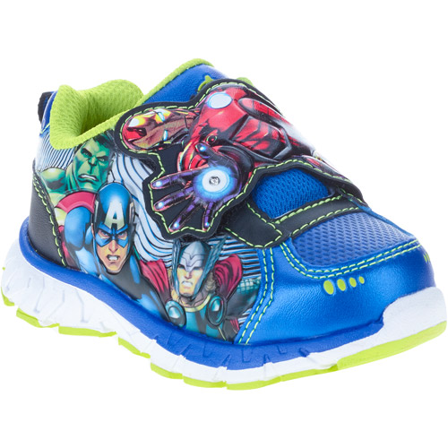 Kids Athletic Light Shoes - Walmart
