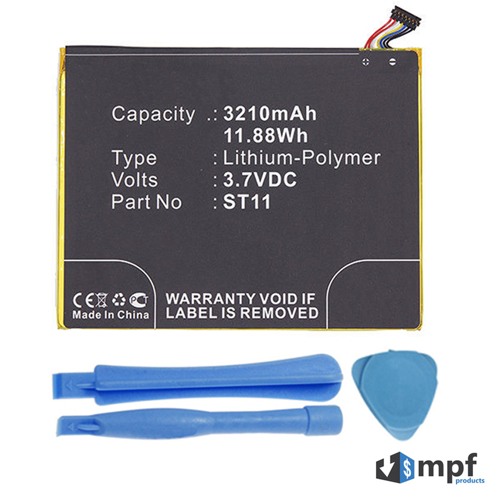 40 40, 40S40, ST40 Battery for Amazon Kindle Fire HD 40 SG940EG 40th Gen    Walmart.com