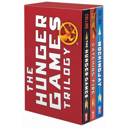 The Hunger Games Trilogy for $<!---->