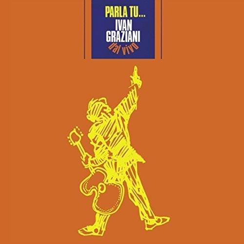 Ivan Graziani Parla Tu Ivan Graziani Dal Vivo [CD] by