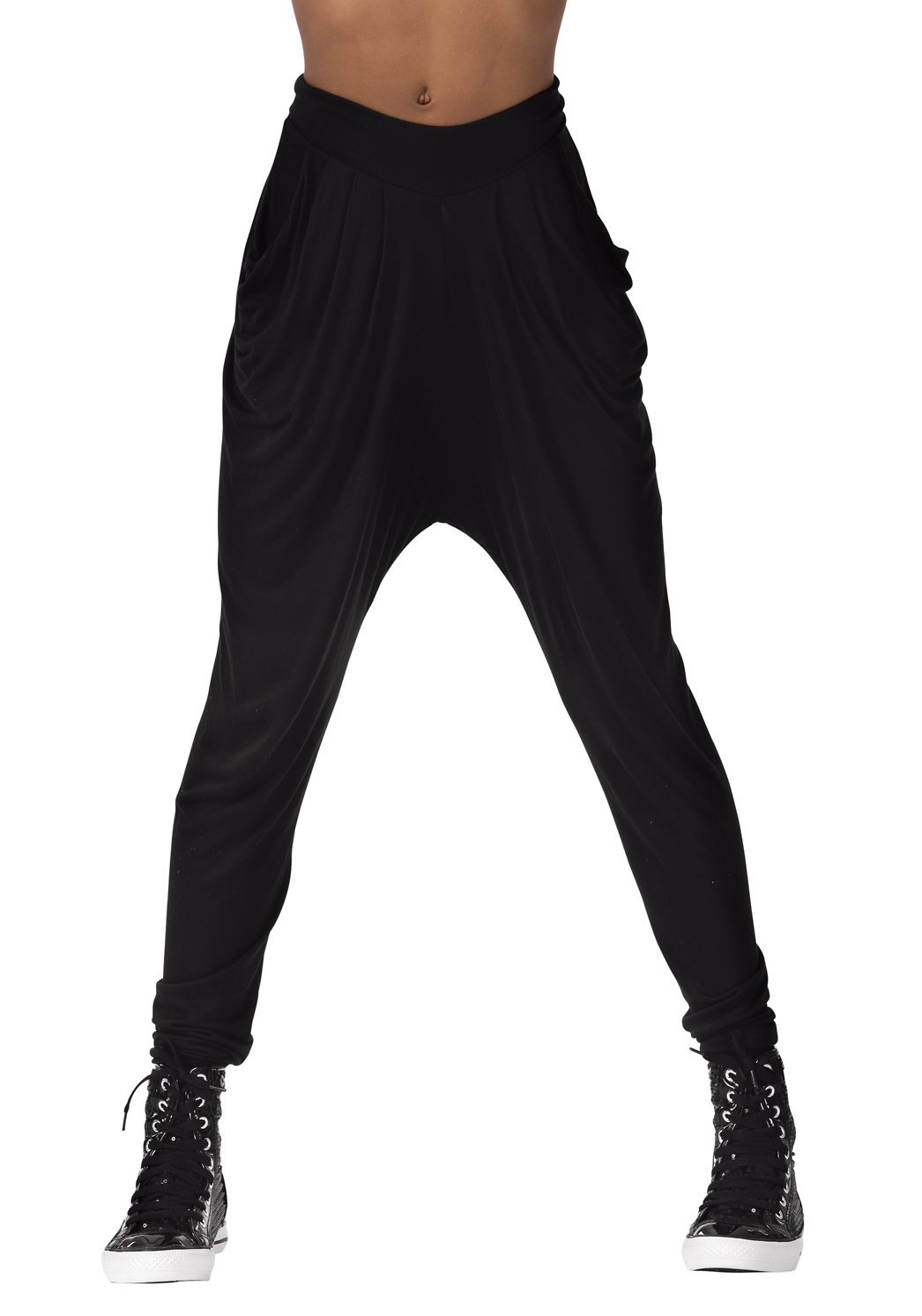 Child Stretch Harem Hip-Hop Pants