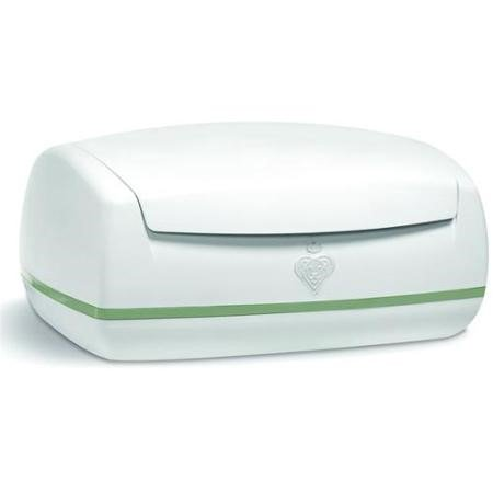 Prince Lionheart Warmies Wipeswarmer - White/Green