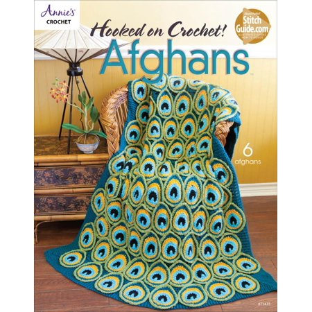 Hooked on Crochet! Afghans - eBook
